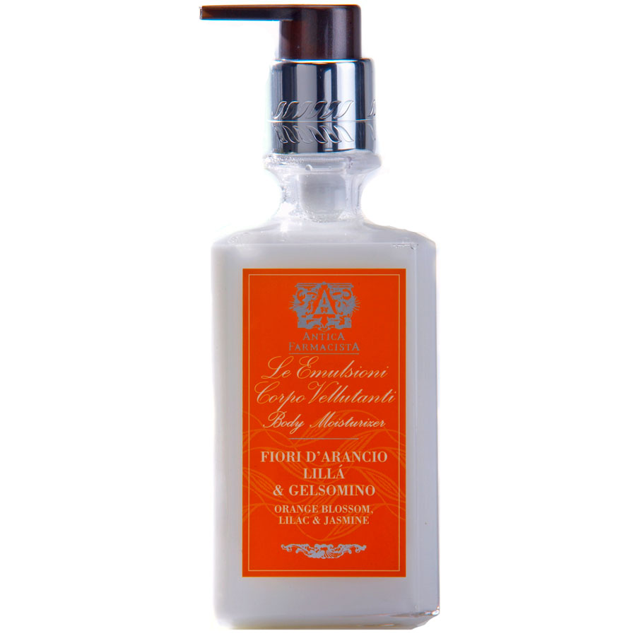 Antica Farmacista Orange Blossom, Lilac & Jasmine Body Moisturizer