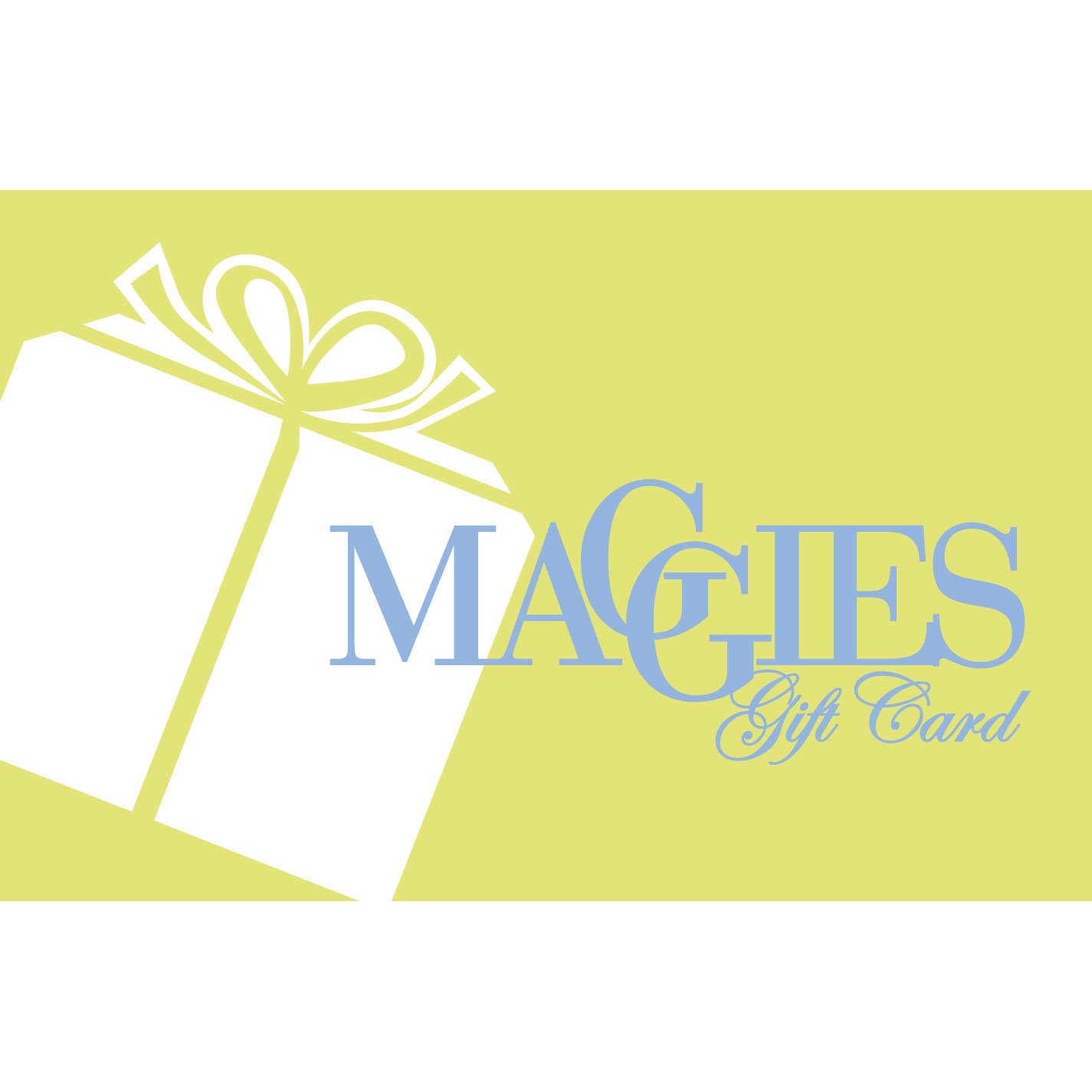 Maggies Gift CArd