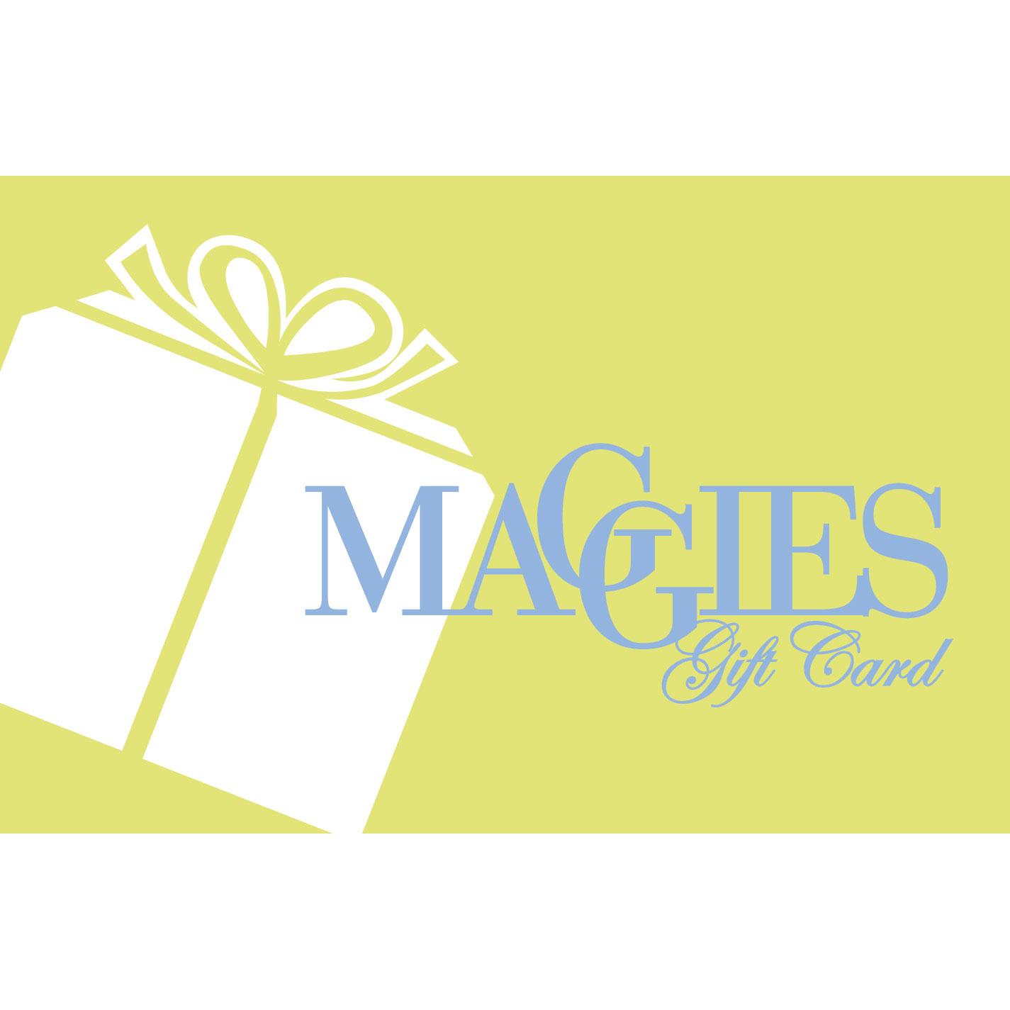 Maggies Gift CArd