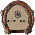Jan Barboglio Caballo Blanco Frame