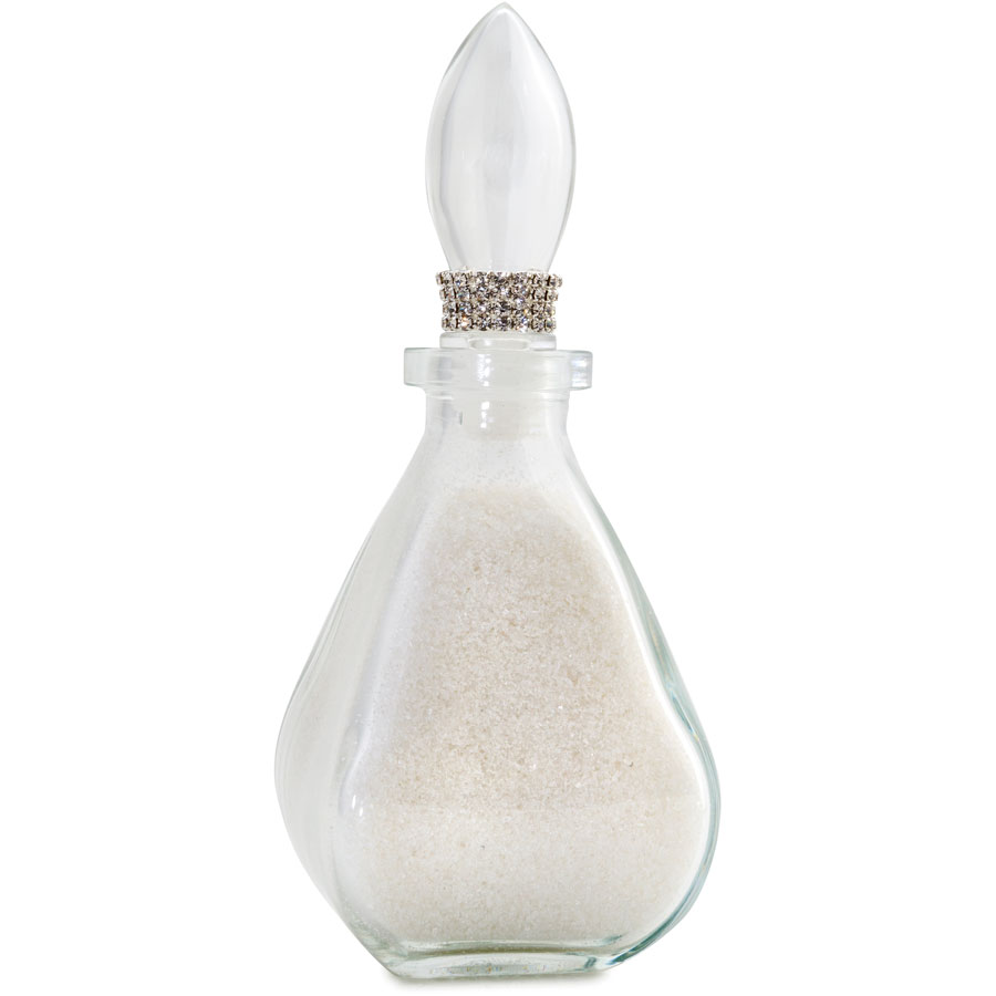 Lady Primrose Tryst Bath Salts in Decanter
