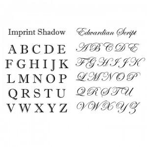 Maple Leaf Font Options 1